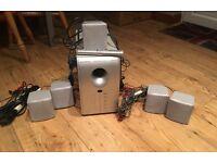 Surround sound £10