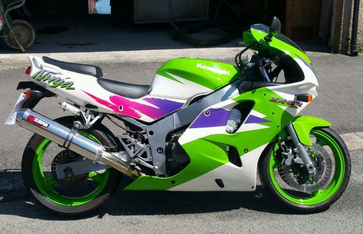 kawasaki ninja zx6r zx6 f1 f2 f3 600 in llanrwst conwy gumtree. Black Bedroom Furniture Sets. Home Design Ideas