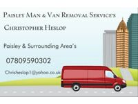 Paisley Man And Van Service
