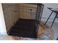 XL Two Door Dog Cage/Crate