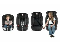 BRITAX EVOLVA 1 2 3 CARSEAT, Baby Toddler Child, multi stage! Black, excellent condition!
