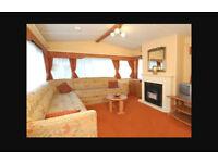 Sited static caravan ocean view -Crimson Dean Park resort fantastic condition -quick sale