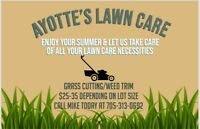 AYOTTE'S LAWN CARE