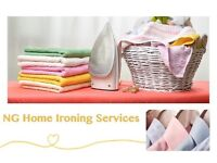NG Home Ironing Services in Grays