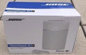 Bose SoundTouch 10 WiFi Bluetooth Brand New
