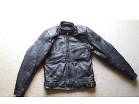Genuine Belstaff Leather Jacket