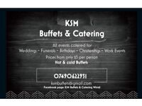Buffets & catering