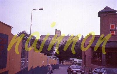 35mm colour slide -BANGOR, N.Wales - University Buildings from Town Centre 1980s