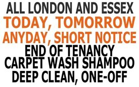 ALL LONDON PROFESSIONAL END OF TENANCY CLEANER CARPET DOMESTIC HOUSE DEEP CLEANING SERVICE AVAILABLE