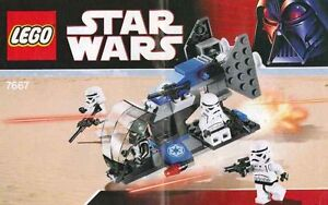 LEGO Star Wars Imperial Dropship 7667