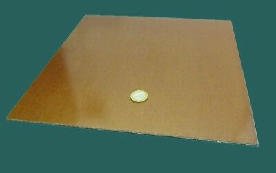 Garolite Micarta Canvas Phenolic Ce Sheet .125 18 Thick X 12 X 12 3 Unit