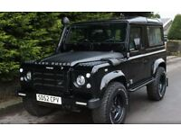Land Rover DEFENDER 90 2.5 TD5 XS Twisted Edition
