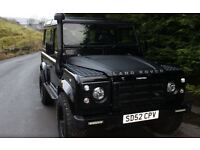 Twisted Edition Upgrades DEFENDER 90 Land Rover 2.5 TD5 XS