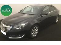 £201.85 PER MONTH BLACK 2014 VAUXHALL INSIGNIA 2.0 CDTI E/F SRI NAV MANUAL