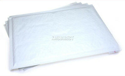 50 Quality New White Padded Bubble Lined Wrap Envelopes Bags 230mm x 325 mm