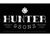 Young Ambitious Chef - Hunter & Sons