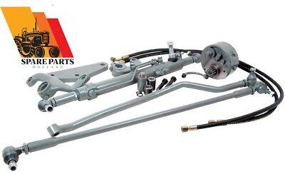 Power Steering Conversion Kit Mf 135 - 3 Cylinder Straight Axle Perkins Diesel
