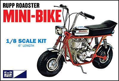 MPC 1960's Rupp Mini Bike model kit 1/8