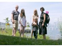 Family of 5 is looking for a 2-3 bedroom apartment to rent in Hove or Brighton