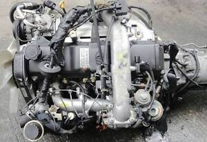 Wanted - 1KZ-TE Engine and Gearbox for conversion. Albury Albury Area Preview