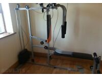 V-Fit Layflat Home Gym