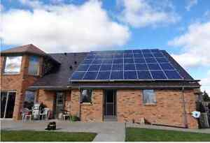 Solar PV Systems - make money with microFIT