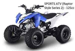 Kids and junior quad bikes, sports quads and atvs from $499 Sydney City Inner Sydney Preview