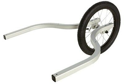 Burley 16″ Alloy Wheel Double Jogger Kit for D'Lite Encore Cub Bike Trailer NEW