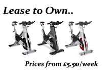 Lease to Own - Spinning Bikes & Indoor Cycles