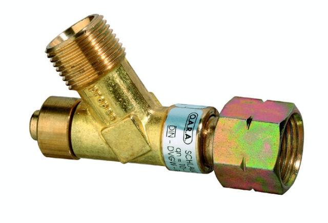 "Rothenberger Propan-Schlauchbruch-Sicherung 1,5 bar G 3/8"" Sicherheitselement"