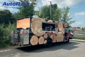 2000 Ford CSC Food-Truck/Resto-Mobile *28' *Comme neuf/Like-New*
