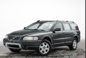 WANTED - Volvo XC70 years 2004 2005 2006 or 2007
