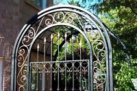 ORNAMENTAL IRON WORK