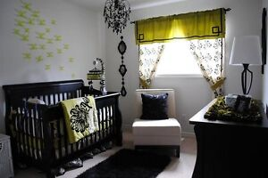 Beautiful Baby Girl Crib Bedding