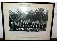Cardiff Rugby Club vintage photo