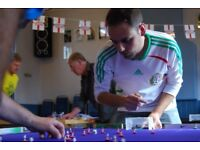 Subbuteo Club Worcestershire looking for new players