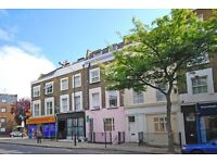 TWO DOUBLE BEDROOM FLAT-TWO BATHROOMS - GARDEN- WOODEN FLOORS- MODERN- CLOSE TO TUBE