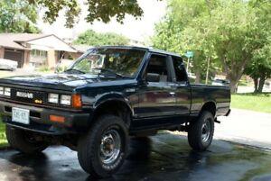 1985 Nissan 720 From Arizona