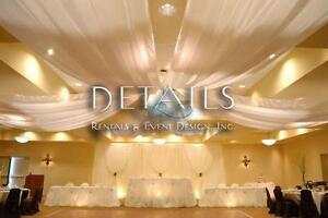 $500 Gift Certificate to Details Rentals and Event Design Regina Regina Area image 3