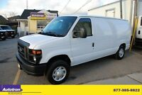 2012 Ford Econoline chrome package,Divider,Trac Control
