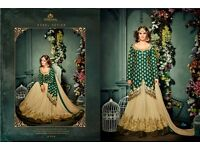 Stunning collection of Gown & Lehengas - Exclusively at Vardhita Sarees