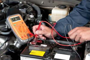 Car Battery Repair and Disposal