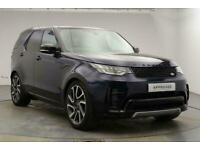 2018 Land Rover Discovery 3.0 SDV6 HSE Luxury 5dr Auto ESTATE Diesel Automatic