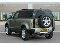 2021 Land Rover NEW DEFENDER D250 SE 110 Auto Hard Top Diesel Automatic