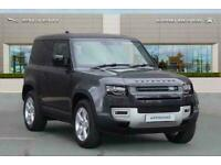 2021 Land Rover NEW DEFENDER D250 HSE 90 Auto SUV Diesel Automatic