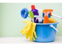 Professional 24/7 cleaning service.