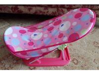 Summer Baby Bath Seat (Pink)