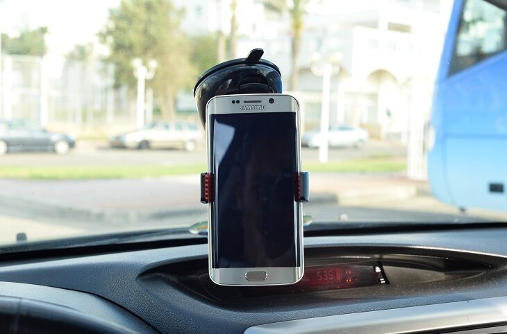 Best Galaxy S6 Edge Car Holder