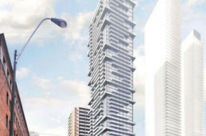 The Church at Charles - Preconstruction condos for sale !