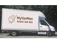 My Van Man Rochdale Oldham